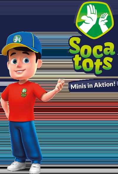 Logo von SOCATOTS Deutschland