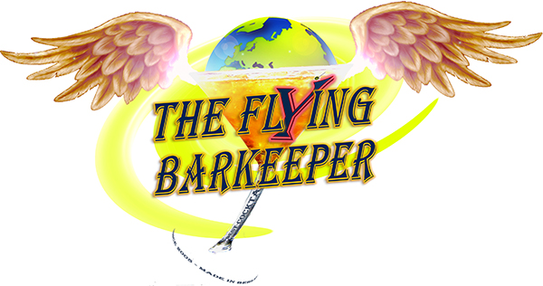 Logo von The Flying Barkeeper