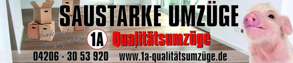 Logo von 1A Qualitäts Umzüge