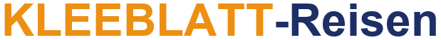 Logo von KLEEBLATT Reisen