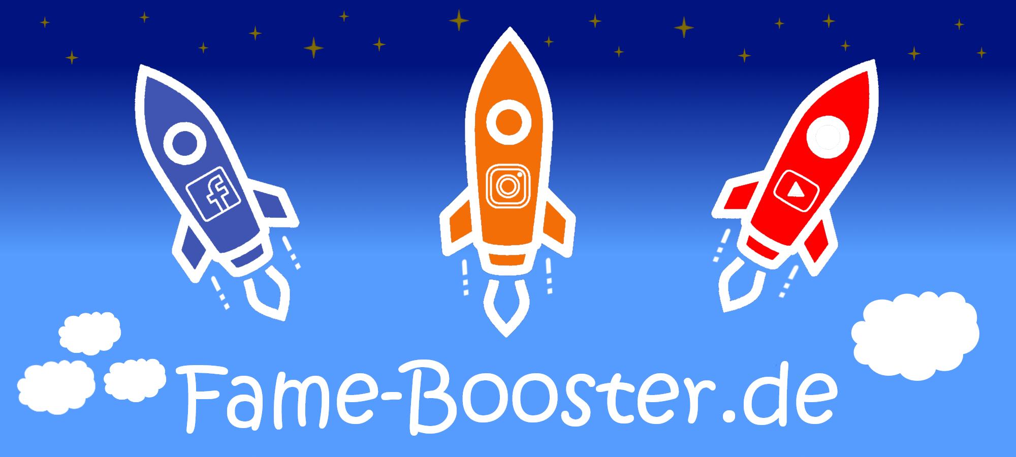 Logo von Fame-booster.de