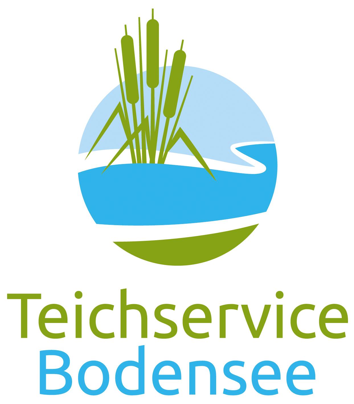 Logo von Teichservice Bodensee