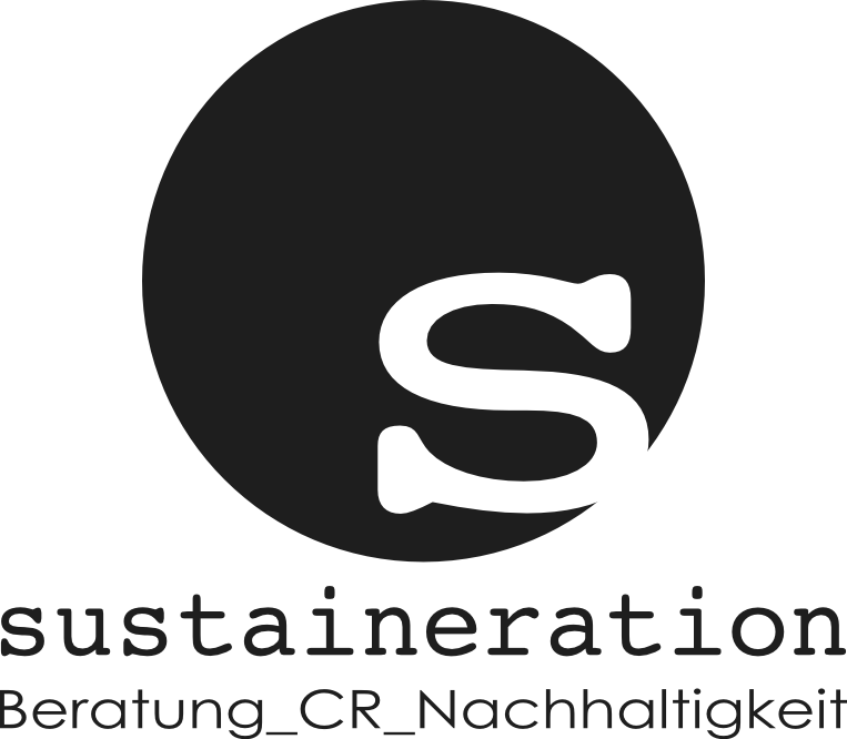 Logo von sustaineration
