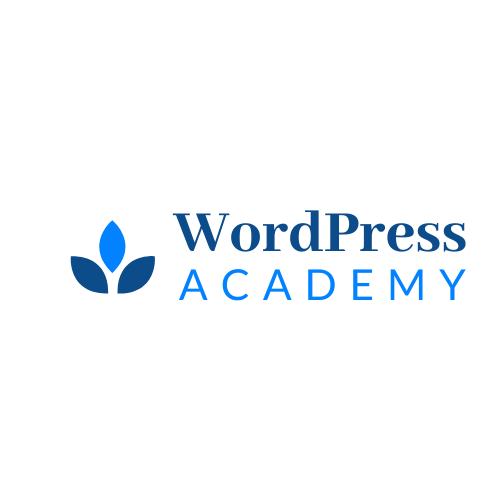 Logo von WordPress Academy, powered by: Krystmedia e.U. IT Dienstleistungen & Webdesign