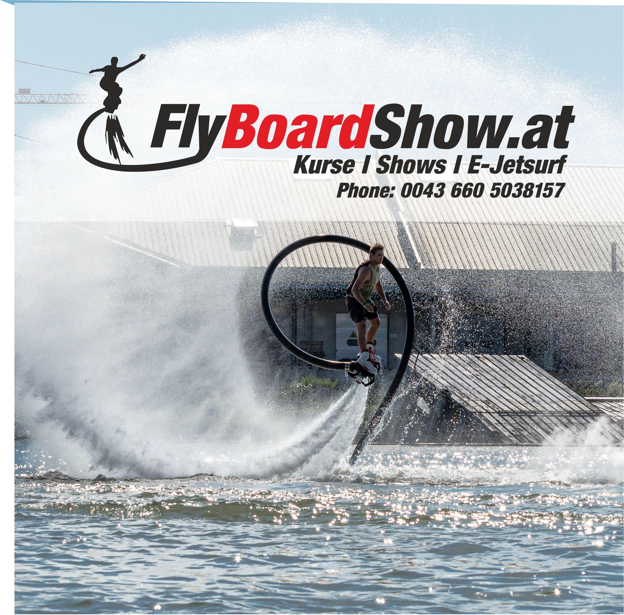 Logo von Flyboard Events Austria