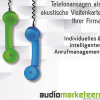 audiomarketeers_Kampagnenbild Anrufbeantworteransage_Mailboxansagen
